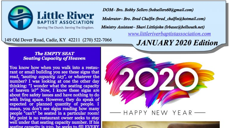 Click here to read the newsletter.